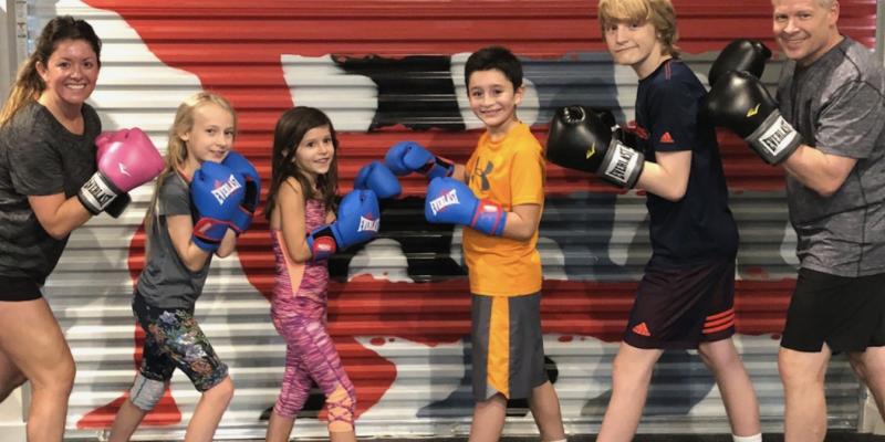 Lou Savarese Youth Boxing